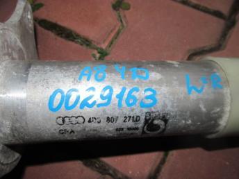 Ударопоглощающие устройство переднего бампера AUDI A8 (1994-2003) 6 цилиндров L=R БУ  4D0807271F