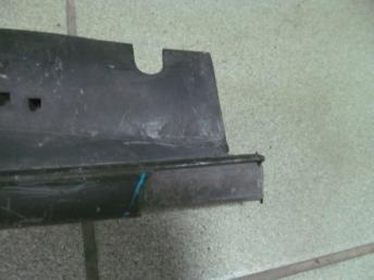 Пыльник радиатора AUDI А8 (1994-1999) нижний 4D0121333 БУ 4D0121333