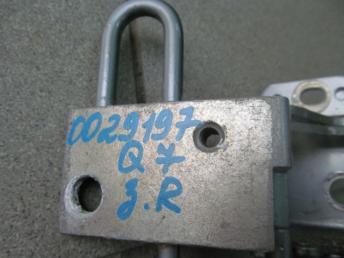 Петля двери правая AUDI Q7 (2007-2015) задняя нижняя БУ  4L0833412A