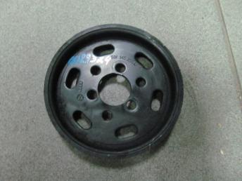 Шкив клинового ремня 038145255A AUDI A3 (1997-2003) / VW (1996-2015) БУ  038145255A