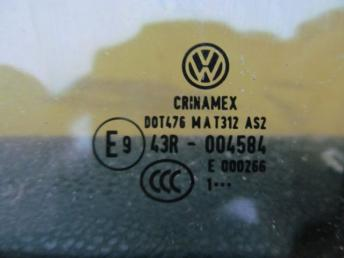 Дверь задняя левая VW GOLF 5 БУ  1K9833055B
