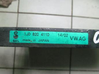 Радиатор кондиционера AUDI A3 БУ 1J0121253N