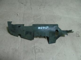 Пыльник радиатора левый VW PASSAT B5 (1997-2000) БУ 3B0121283A