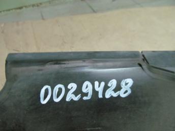 Пыльник радиатора правый VW PASSAT B5 (1997-2000) БУ  3B0121284A