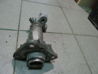 Кронштейн переднего бампера правый AUDI А4 (2001-2005) передний БУ 8E0807134B