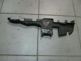 Пыльник радиатора левый AUDI А4 (2001-2005) БУ  8E0121283