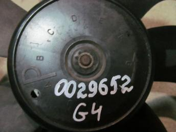 Электровентилятор AUDI A3 (1997-2003) / VW GOLF 4 (1998-2006) / BORA (1998-2006) / SKODA OCTAVIA (1997-2011) 250 / 60W 345mm БУ  6X0959455F