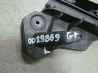 Направляющий профиль переднего бампера левый VW GOLF PLUS (2005-2014) БУ 5M0807049