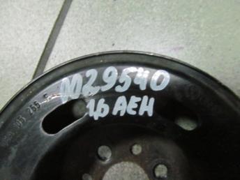 Шкив 06A105255F AUDI SEAT SKODA VW БУ  06A105255F