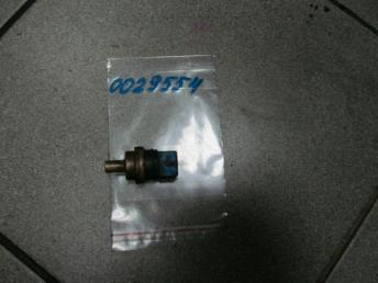 Датчик температуры двойной 059919501 AUDI / SEAT / SKODA / VW (1992-2010) 4 контакта синий БУ  59919501