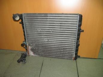 Радиатор охлаждения ДВС CORDOBA VARIO TOLEDO FABIA 6Q0121253K