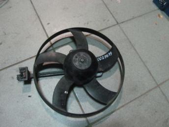 Электровентилятор SEAT SKODA VW 6Q0959455AF БУ  6Q0959455AF