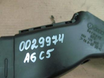 Воздухозаборник AUDI А6 (1998-2005) 1.8 / 1.9 БУ  058129617E