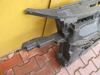 Передняя панель VW POLO (2005-2010) без кондиционера ISAM БУ с дефектом 6Q0805588R