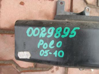 Усилитель переднего бампера VW POLO БУ  6Q0807109D