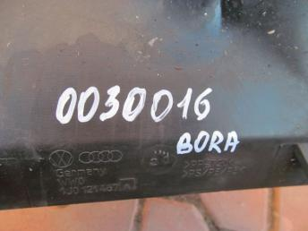 Воздуховод для интеркулера SEAT LEON (2000-2001) / TOLEDO (2099-2001) / SKODA OCTAVIA (1997-2000) / VW GOLF 4 (1998-2006) / BORA (1998-2006) БУ  1J0121467A