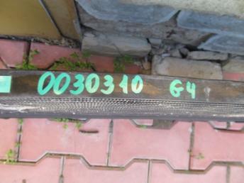 Радиатор кондиционера VW GOLF 4 БУ 1J0820413N