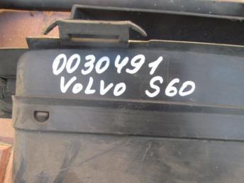 Воздухозаборник VOLVO S60 (2000-2009) внутренний 9190725 БУ