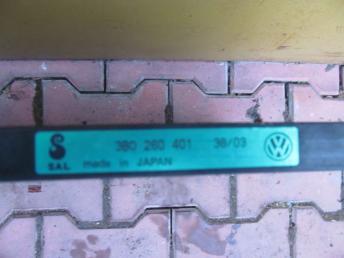 Радиатор кондиционера VW PASSAT B5 PLUS 3B0 БУ 3B0260401B