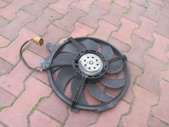 Электровентилятор AUDI A2 (2000-2005) 350W 383мм БУ  8Z0959455C