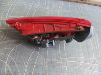 Фонарь внутренний левый седан AUDI A6 (2011-2014) БУ 4G5945093