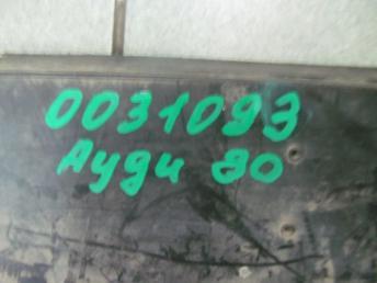 Решетка в бампер центральная AUDI А80 / A90 В3 БУ 893853667С 893853667С