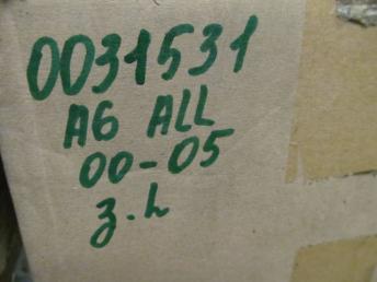 Пневмобалон задний левый AUDI A6 ALLROAD  4Z7616051A