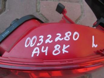Фонарь задний левый AUDI А4 БУ 8K5945095D