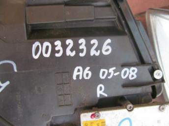 Фара би-ксенон правая AUDI А6 (2005-2008) / A6 ALLROAD (2007-2011) в сборе БУ 4F0941030AK