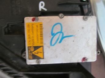 Фара би-ксенон правая AUDI А6 A6 ALLROAD БУ 4F0941030AK