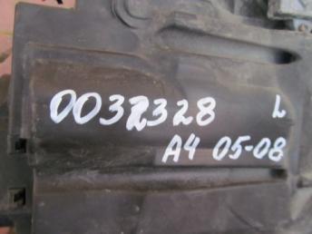 Фара левая би-ксенон AUDI A4 БУ 8E0941029AS