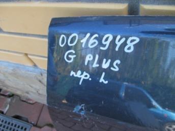 Накладка двери передней левой VW GOLF 5 PLUS БУ 5M0831105E