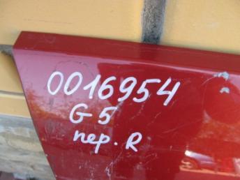 Накладка двери передней правой VW GOLF 5 БУ 1K4831106G