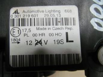 Фара левая AUDI A4 (2005-2008) БУ 8E0941003AJ