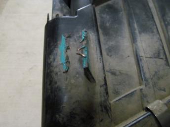 Фара ксенон правая AUDI A6 (1997-1999) БУ сломан 1 кронштейн 4B0941003BH