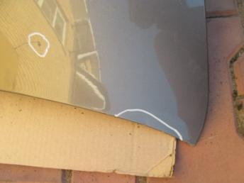 Крышка багажника VW PASSAT B6 БУ 3C5827025H