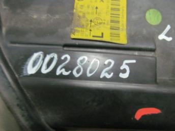 Фара двойная левая AL VW TOURAN (2003-2006) БУ 1T0941005R