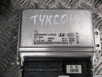 Блок управления двигателем Hyundai Tucson