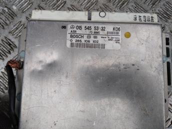 Блок управления ASR Mercedes W210 E 0155455332