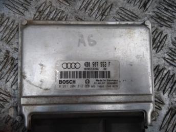Блок управления двигателем Audi A6 C5 4B0907552F