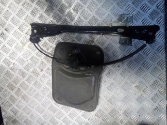Стеклоподъемник передний левый Skoda Fabia 2 5J4837401