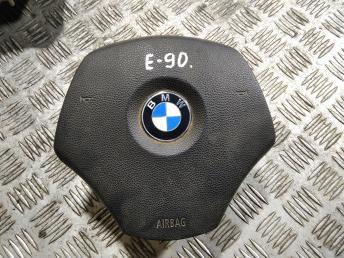 Подушка безопасности в руль BMW 3 E90/E91 32306772866