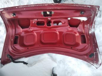 Крышка багажника Renault Megane 2 7751474292