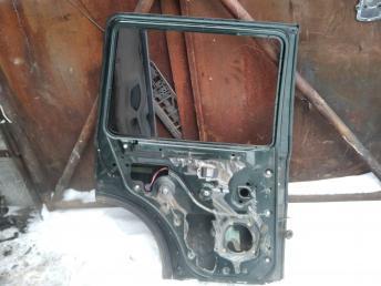 Дверь задняя левая Land-Rover Freelander 1 ASR1809