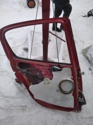 Дверь задняя левая Peugeot 206 900678