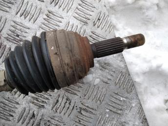Привод передний правый Renault Megane 2 8200613828