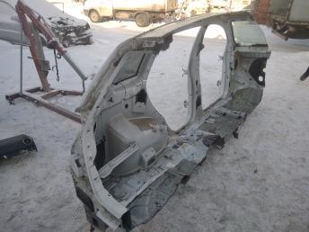Левая часть кузова Opel Antara