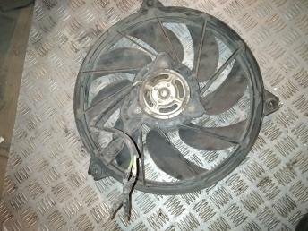 Вентилятор радиатора Peugeot 206/C2