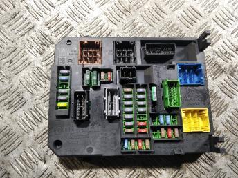 Блок предохранителей Citroen C4 2/DS4 9665547480