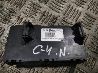 Блок управления климатикой Citroen C4 2/DS4 6452W2
